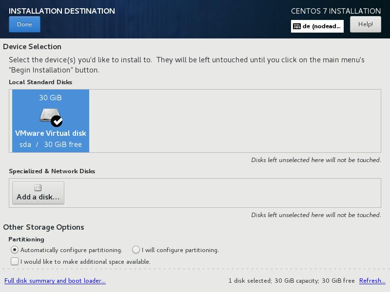 Quick Installation Guide :: CentOS Docs Site
